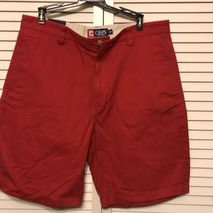 Chaps Flat Front  Shorts Size 34 NWT